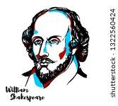 William Shakespeare Engraved...