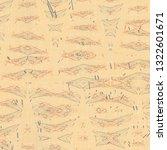 interesting abstract texture... | Shutterstock . vector #1322601671