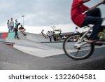 rptra kali jodo  jakarta  ...   Shutterstock . vector #1322604581