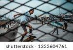 rptra kali jodo  jakarta  ...   Shutterstock . vector #1322604761