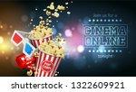 illustration for the film... | Shutterstock .eps vector #1322609921