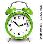 Alarm Clock Green