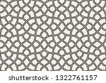 seamless linear pattern with... | Shutterstock .eps vector #1322761157