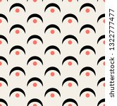 vector seamless pattern with... | Shutterstock .eps vector #1322777477
