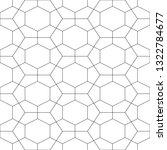 polygons ornament. geometrical... | Shutterstock .eps vector #1322784677