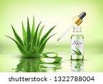 Aloe Vera Plant With Fresh...