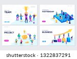 website and mobile website... | Shutterstock .eps vector #1322837291
