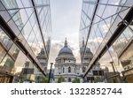 london  uk   may 02  2018   st. ...   Shutterstock . vector #1322852744