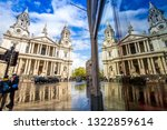 london  uk   may 02  2018   st. ...   Shutterstock . vector #1322859614