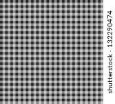 seamless checkered gingham... | Shutterstock . vector #132290474