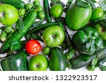 be different concept. red...   Shutterstock . vector #1322923517