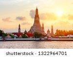 """Wat Arun Or """"temple Of Dawn"""" Is ..."""