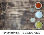 flavoring used daily in the... | Shutterstock . vector #1323037337