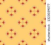 abstract vector pattern... | Shutterstock .eps vector #1323039077