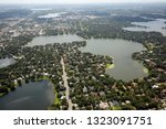 Aerial Photos Of Chain Of Lakes ...
