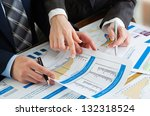 accounting. | Shutterstock . vector #132318524