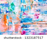 modern abstract background from ... | Shutterstock . vector #1323187517