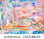 modern abstract background from ... | Shutterstock . vector #1323188264