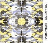 quirky tapestry pattern.... | Shutterstock .eps vector #1323294107
