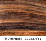 Brown and red striped wood grain - stock photo