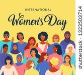 Female Diverse Faces Of...