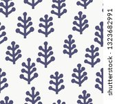 seamless pattern with modern... | Shutterstock .eps vector #1323682991