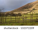 autumn kinder scout viewed from ...