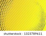 beautiful amber abstract...   Shutterstock . vector #1323789611