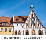 City Town Hall from Amberg in Germany