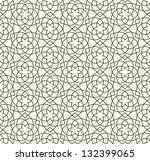 ornamental seamless pattern.... | Shutterstock .eps vector #132399065