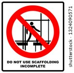 do not use this incomplete... | Shutterstock . vector #1324090571