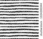 irregular striped brush strokes ... | Shutterstock .eps vector #1324200344