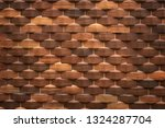 abstract close up photo of... | Shutterstock . vector #1324287704
