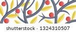 vector creative long background ... | Shutterstock .eps vector #1324310507