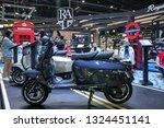 bangkok  thailand   november 30 ... | Shutterstock . vector #1324451141