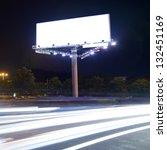 ma roadside billboards | Shutterstock . vector #132451169