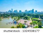 Cityscape Of Tel Aviv Viewed...