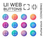 full screen ui web button....