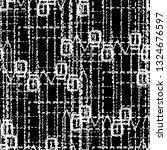 seamless pattern patchwork...   Shutterstock . vector #1324676597