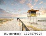 coolangatta  gold coast | Shutterstock . vector #1324679324
