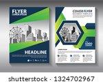 business abstract vector... | Shutterstock .eps vector #1324702967