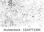 black dust texture on... | Shutterstock .eps vector #1324771304