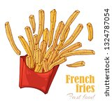 vector illustrations on the... | Shutterstock .eps vector #1324787054