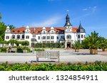 historical city of bad... | Shutterstock . vector #1324854911