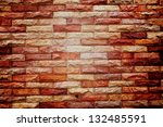 Background Of  Old Wall Texture