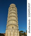 leaning tower of pisa ... | Shutterstock . vector #1324951937