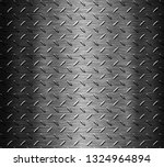 black stainless steel background | Shutterstock . vector #1324964894