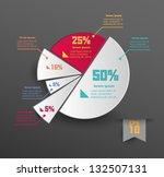 conceptual vector design... | Shutterstock .eps vector #132507131