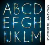 Shiny Diamond Alphabet Letter...