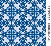 floral pattern | Shutterstock .eps vector #13252153